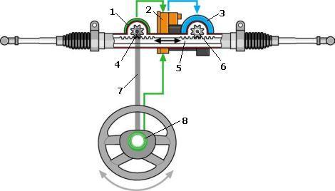 shema_electro_steering_gear