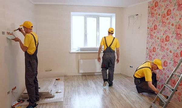 ремонт и отделка квартиры в компании АСК Триан
