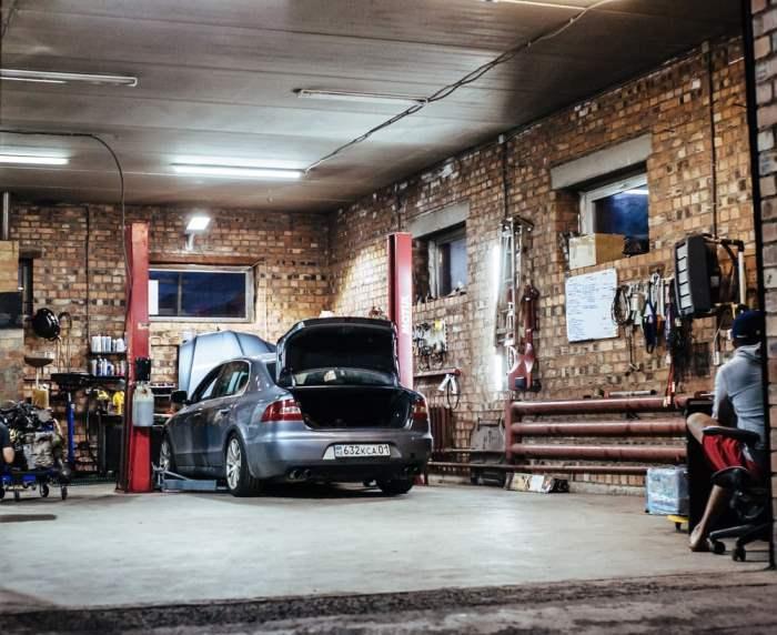 оценка гаража