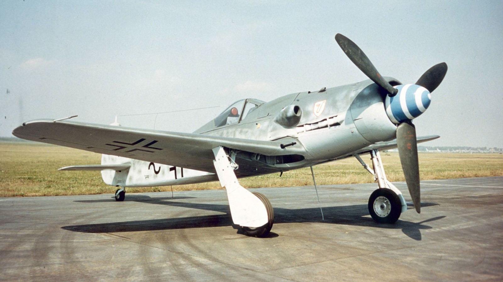 Обои войны, bf.109, мировой, Fw-190, истребители, второй. Авиация foto 18