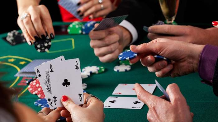 покер игра